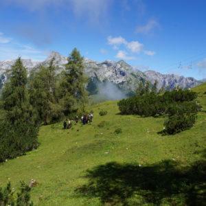 Bergbestattung in Salzburg Naturbestattung Zadrobilek