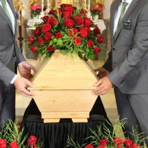 Eventbestattung - Trauerfeier im Kreis der Familie