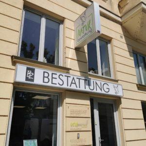Standort 1190 Wien Bestattung Zadrobilek